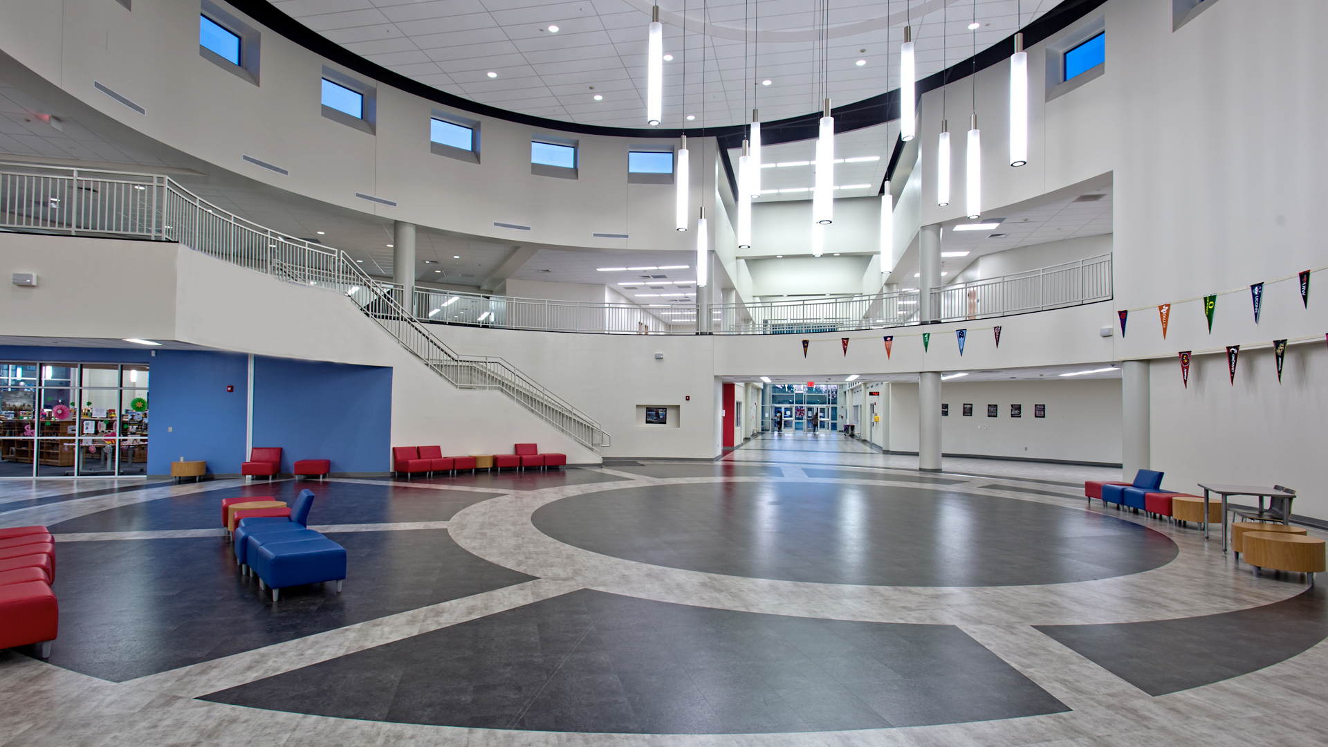 Veterans Memorial High School