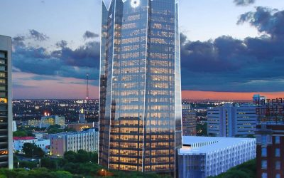 MK Marlow Awarded the Frost Tower with Clark Construction