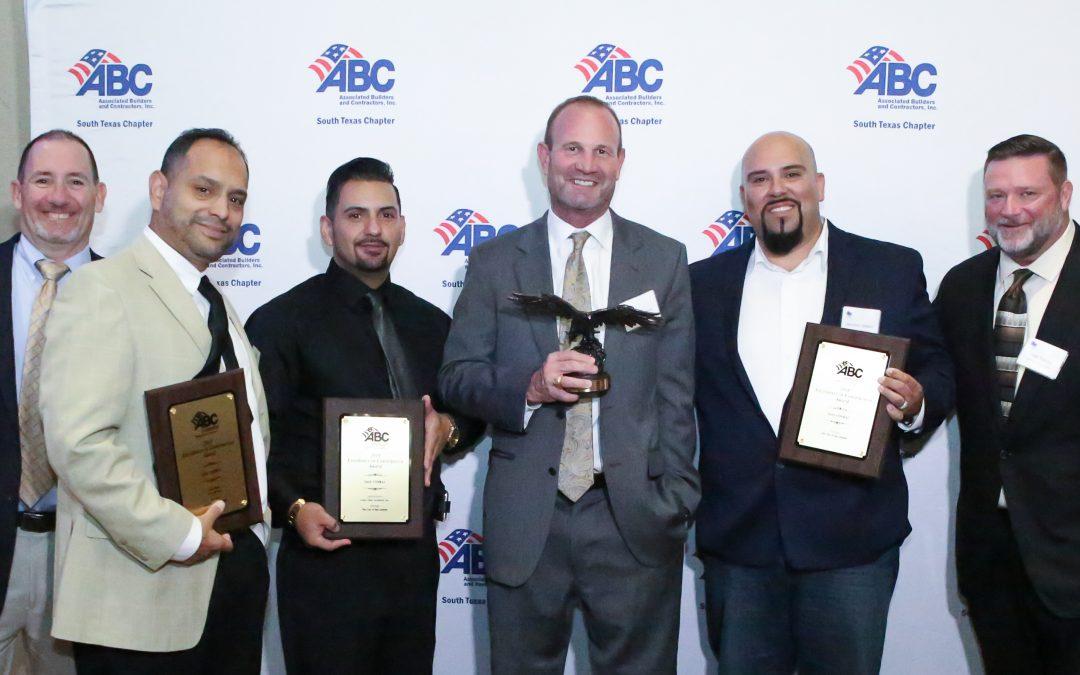 MK Marlow Wins 2018 Eagle Award for CONRAC