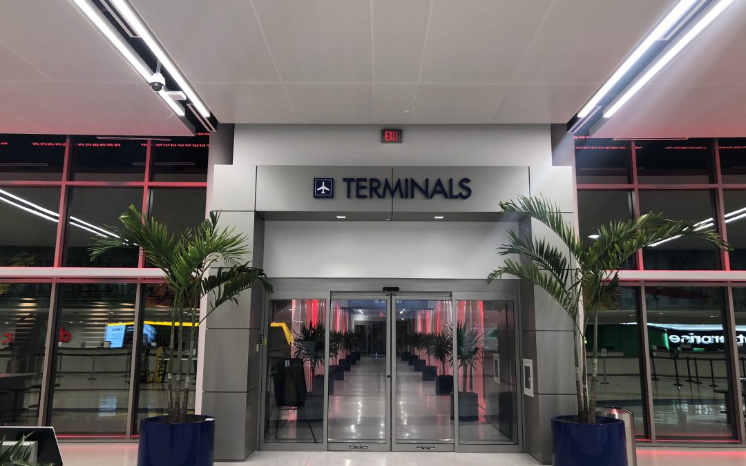 CONRAC- Consolidated Rental Car Facility San Antonio International Airport