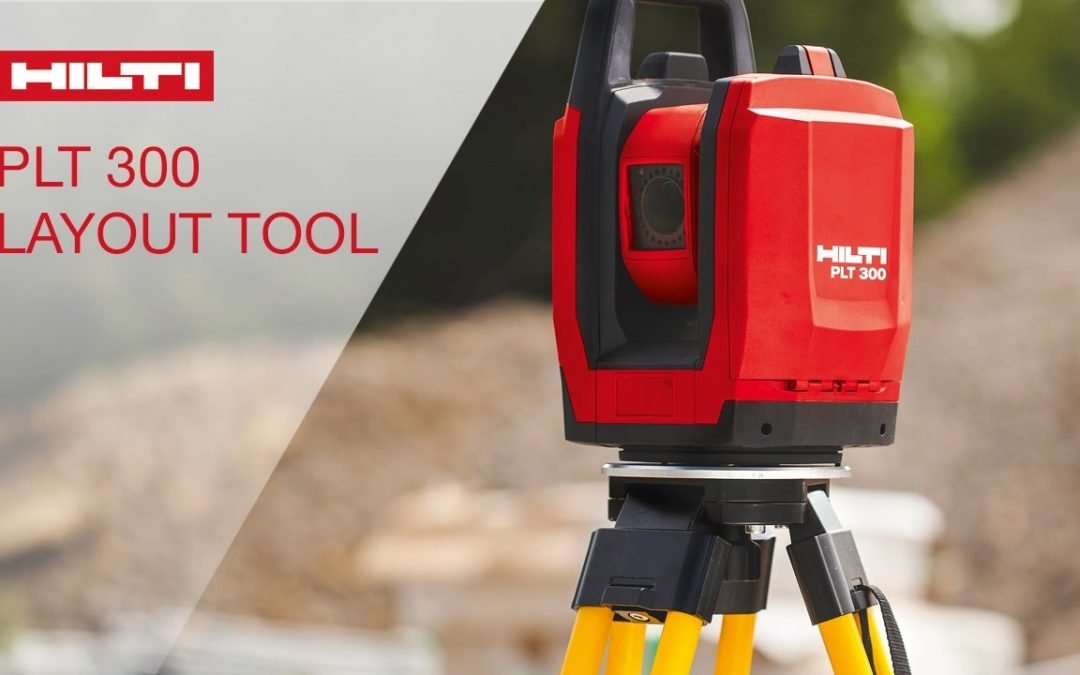 MK Marlow Invests in Hilti PLT 300